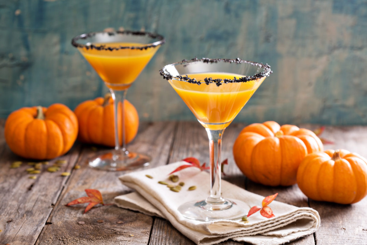 Party Cocktail Ideas Part - 45: 13 Cocktail Ideas For Your Halloween Party